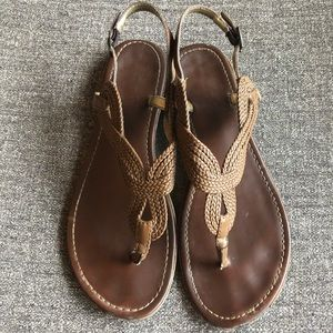 ALDO Braid Thong Sandal